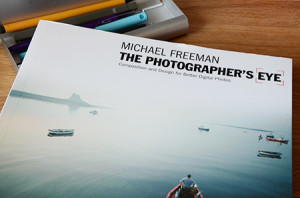 Photo of the front cover of Freeman's ook lying on a desk